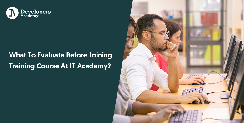 What To Check Before Joining IT Training Courses