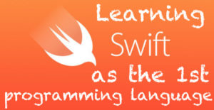 learning swift programming language