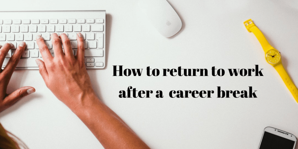 Restart IT Career After A Break