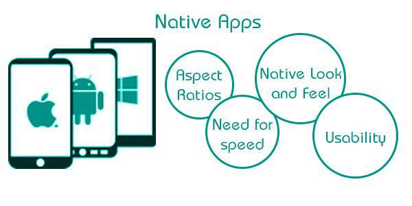 Advantages of Native Apps