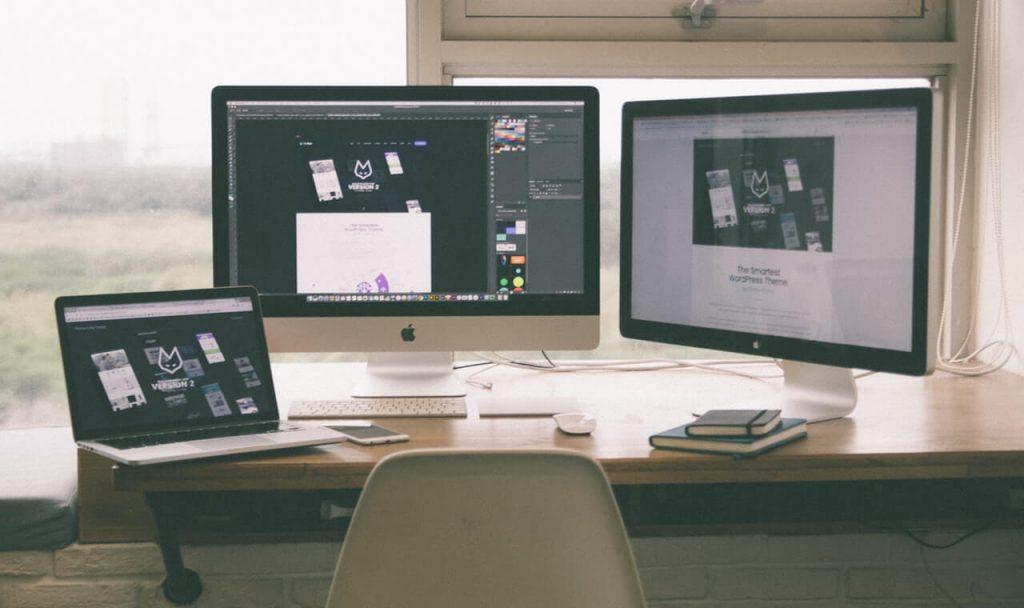 website design training institute